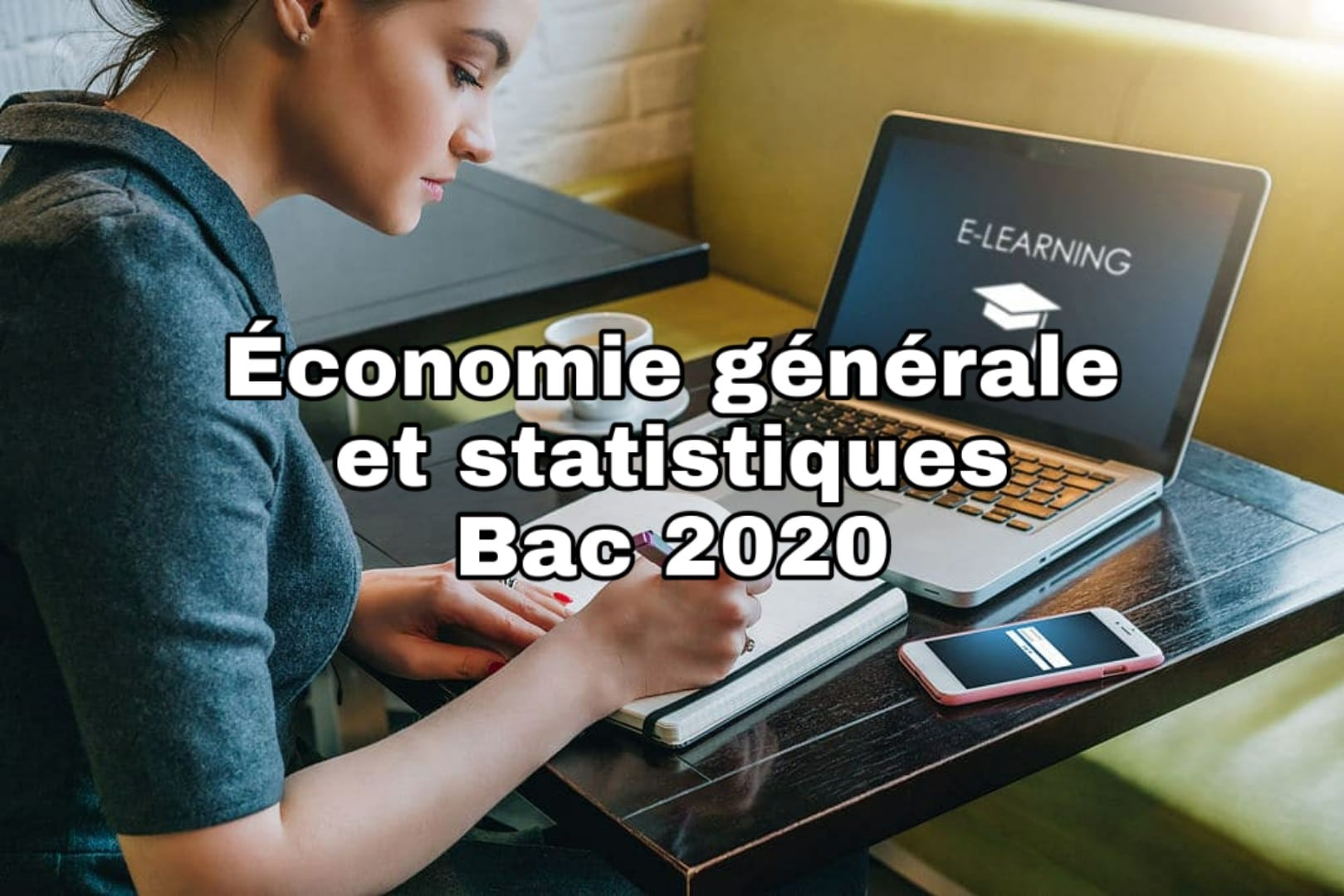 Séance à distance de 2H en économie générale BAC 2020